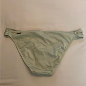 VS Pale sage green bikini bottoms